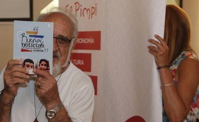 El misionero padre Cacho presenta su libro 'Buenas noticias sobre el infierno' de su trabajo en Venezuela