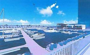 Luz verde para completar las obras del puerto deportivo del Club Mediterráneo