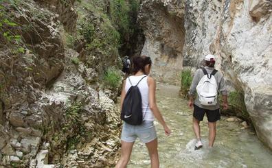 Así están los ríos malagueños este verano