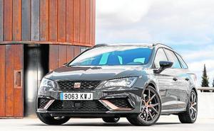 Seat León ST Cupra R: trescientas unidades para un lujo