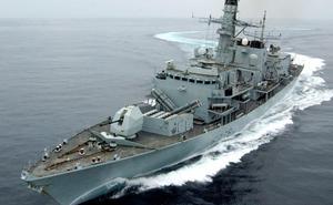 EE UU denuncia que Irán intentó interceptar un petrolero británico en Ormuz