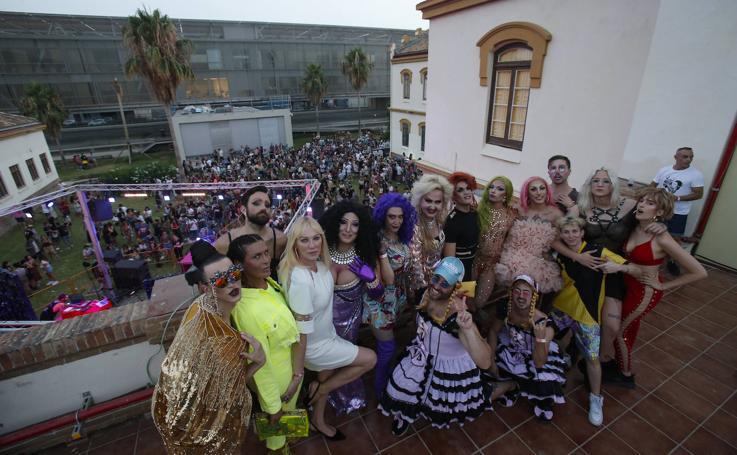 Las imágenes de 'La noche más queer' en La Térmica