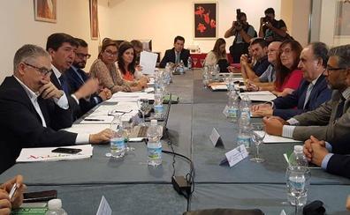 Marín avanza la reapertura del CIO de Mijas y la recuperación de La Cónsula y La Fonda