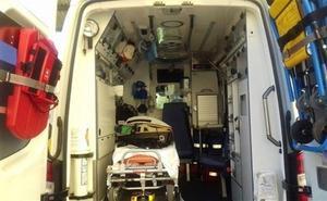 Los servicios mínimos de la huelga de ambulancias en Málaga serán del 50% en el transporte programado
