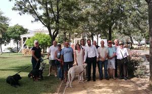 Denuncian falta de mantenimiento en parques de Málaga
