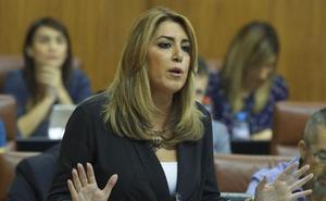 Spiriman tendrá que indemnizar a Susana Díaz con 2.500 euros por injurias
