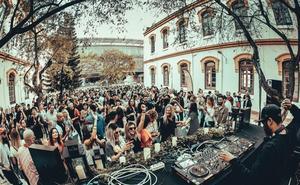 Métrica 'Open Air': música electrónica a la intemperie