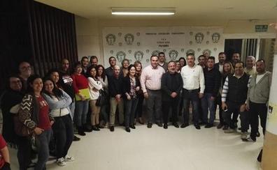 Pizarra expone a Educación su proyecto de Formación Profesional