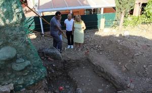 Fuengirola estudia abrir al público en el futuro las Termas de Torreblanca