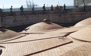 El tejado para la Catedral de Málaga permitirá que se mantengan las visitas a la cubierta