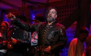 Carlos Álvarez, el mejor malvado de 'Otello'