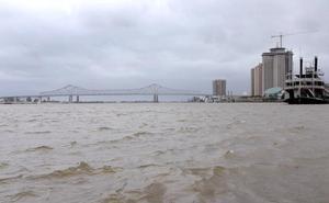 La población de Luisiana se prepara para el impacto de la tormenta Barry