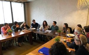 Política para tocar y saborear en Málaga