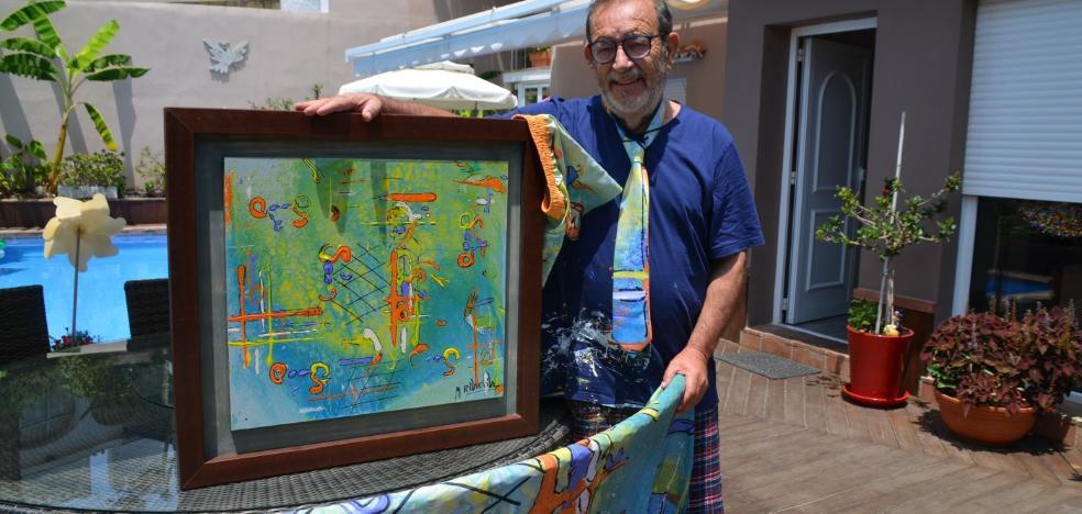 Manuel Rincón bursts into fashion