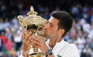 Djokovic se convierte en la pesadilla de Federer