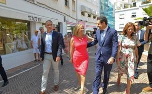 Junta de Andalucía y Ayuntamiento de Marbella anuncian «una nueva etapa» en sus relaciones