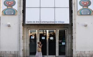 El CAC Málaga cierra desde hoy sin fecha fija para su reapertura