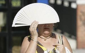 Málaga, de nuevo en aviso amarillo por altas temperaturas