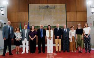 El nuevo Consejo Audiovisual andaluz velará por el buen uso de la lengua española en los medios