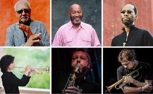 Las grandes leyendas del Jazz Charles Lloyd y Kenny Barron participarán en el 33 Festival Internacional de Málaga