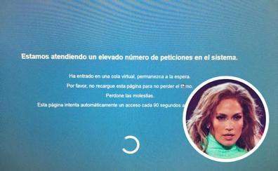 Diez mil entradas vendidas en cuatro horas para el concierto de Jennifer López en Fuengirola