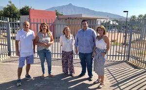 El PSOE pide ubicar los servicios del 061 en la antigua terminal de autobuses de San Pedro