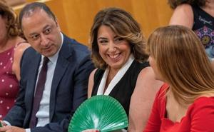 Susana Díaz sobre Iglesias: «Lo que quiere enmascarar es dónde él quiere estar»