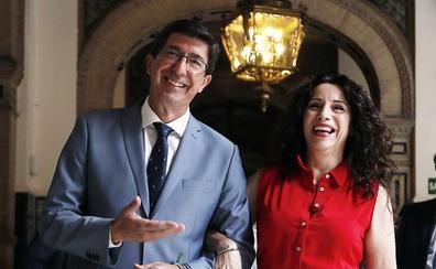 Marín agradece el apoyo de Vox para aprobar el Presupuesto de la Junta