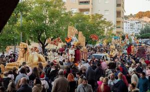 El Ayuntamiento de Estepona licita la cabalgata de Reyes de los próximos tres años