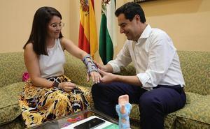 La malagueña Raquel Serrano, ejemplo de emprendimiento y talento joven