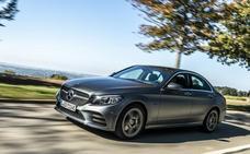 Mercedes Clase C 300, nuevas versiones híbridas