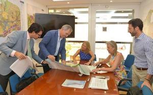La Junta prevé incluir el tren en el Plan de Ordenación Territorial de la Costa del Sol