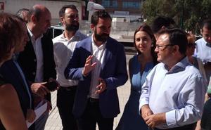 El PSOE advierte de que el gran túnel Litoral no tiene la financiación asegurada