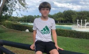 David, el niño con autismo es incluido en el campamento de verano de Torremolinos