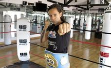 Joana Pastrana, determinación a la altura de unos puños de acero