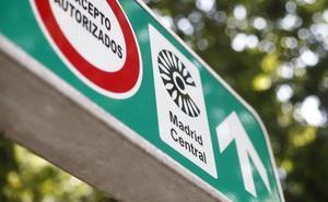 Vuelven las multas a Madrid Central para proteger «la salud y al medio ambiente»
