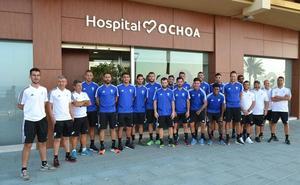 El Marbella abre la Liga en Talavera y la cierra en San Fernando