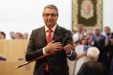 El pleno de constitución de la Diputación de Málaga, en imágenes