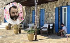 Aquel verano de Javi Calleja: Inspiración en Mikonos