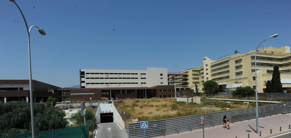 La estructura de ampliación del Hospital Costa del Sol se revisará para comprobar si hay daños