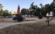 Comienza la primera fase de adecuación y obras de mejora en el Hospital Marítimo de Torremolinos