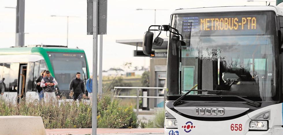 Comienza el estudio de demanda que decidirá si el metro llega al PTA