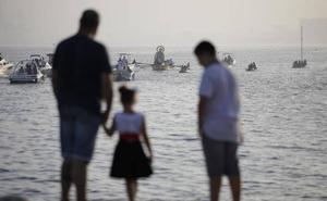 Málaga, fervor marinero