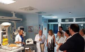 El Hospital Costa del Sol realiza un tratamiento pionero a recién nacidos para minimizar los daños cerebrales derivados de problemas en el parto