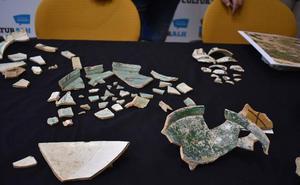 Alhaurín de la Torre y Las Canteras firman un convenio para restaurar 25 piezas arqueológicas