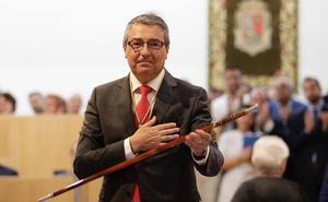Francisco Salado, reelegido presidente de la Diputación de Málaga