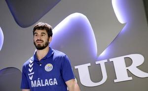 El internacional argentino Portela seguirá en el Balonmano Ciudad de Málaga