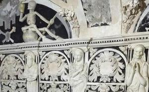 Daniel Pérez pide la intervención urgente en la Cripta del Santuario de la Victoria