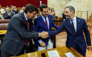 PP y Cs aprueban el primer Presupuesto gracias a Vox y afianzan su coalición