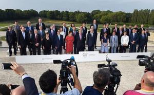 El G-7 no consensua una 'tasa Google', pero sí cambios en la fiscalidad de los negocios digitales